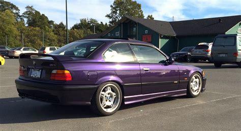bmw vintage m3 bmw e36 m3 violet classic bmw cars