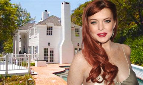 Exclusive Lindsay Nixes Deal by Lindsay Lohan Sabotages A Million Dollar Decorators Deal