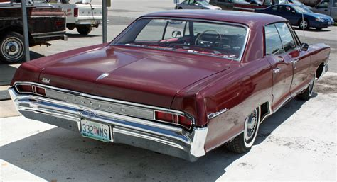 1965 Pontiac 4 Door by Modification Of Car And Motorcycle Mercury Station Wagon