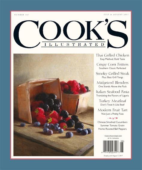 Pdf Cooks Illustrated Cookbook Americas Magazine by Cook S Illustrated Magazine America S Test Kitchen