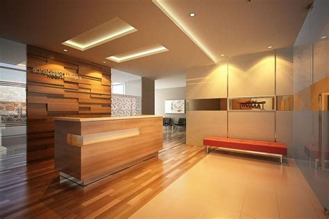 home decor ideas modern office lobby design contemporary