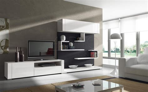 Latest Wall Units Designs For Living Room Modern Tv Feature Wall Design Mesmerizing Contemporary