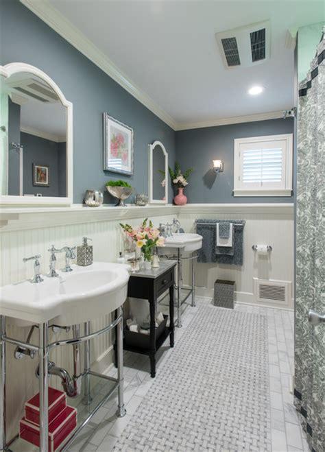 badezimmer baseboard ideen folkstone residence klassisch badezimmer dallas