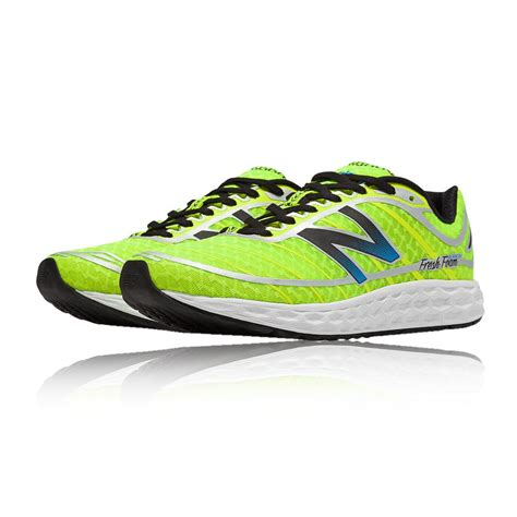new balance fresh foam boracay 980v2 mens green running sports shoes trainers ebay
