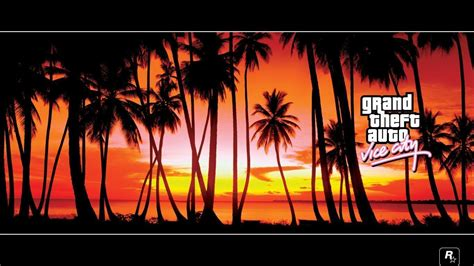 Fond Auto by Gta Vice City Wallpapers Wallpaper Cave