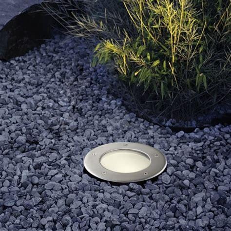 in ground recessed lighting eglo 86189 riga 3 exterior ground recessed uplighter