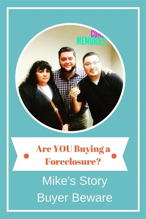 what happens when you buy a foreclosed house are you buying a foreclosure buyer beware mike s journey