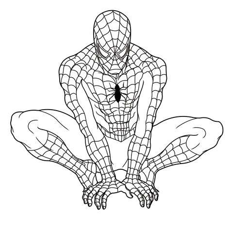lego spiderman coloring pages to print spiderman coloring pages bestofcoloring com