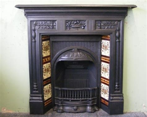 Reproduction Cast Iron Fireplaces by Antique Fireplace For Sale Victoriana Fireplaces