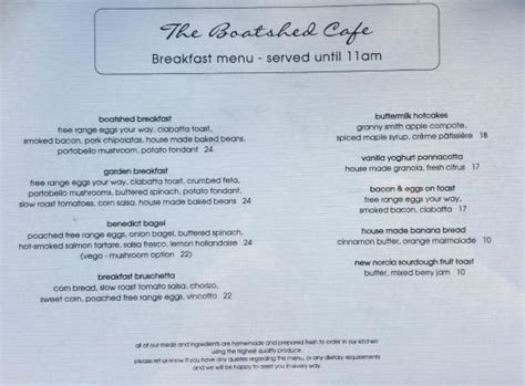 boatshed south perth menu the boatshed restaurant picture of the boatshed