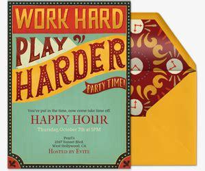 free happy hour online invitations evite