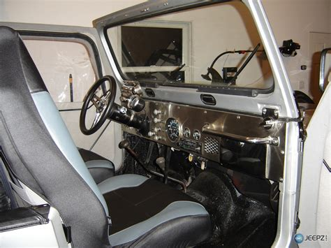 cj jeep interior 81 jeep cj 7 for sale