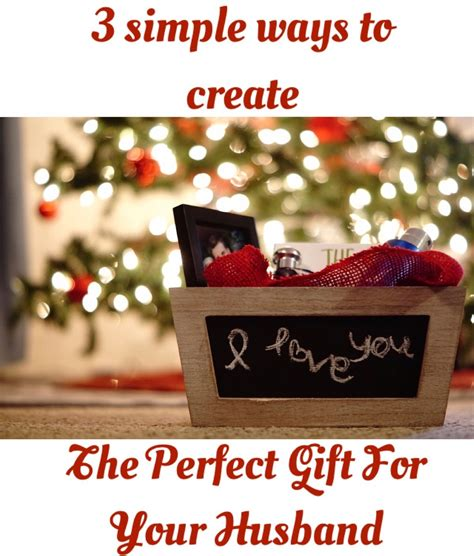 christmas gifts for husbands on a buget the gift for your husband baby and a budget