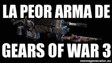 Gears Of War Meme - gears of war 3 bing images