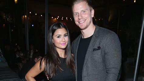 sean and catherine sean lowe and catherine giudici from the bachelor