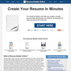create a resume for free and health