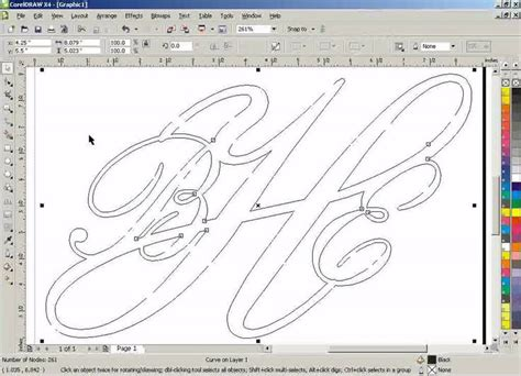 tutorial typography corel draw 102 best images about work on pinterest