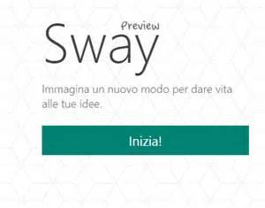 sway testo 10 tools per realizzare storytelling digitali senza