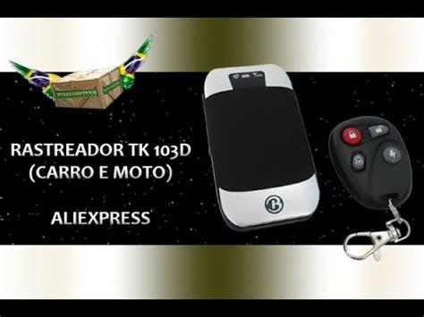 rastreador tk103 b veja como funciona alarme via sms