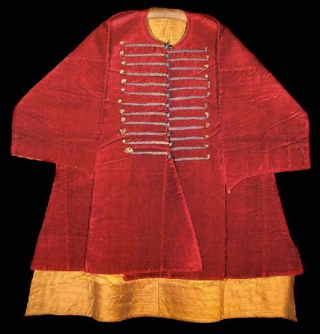 ottoman clothing 16th century ottoman clothing and garments short caftan selim i the