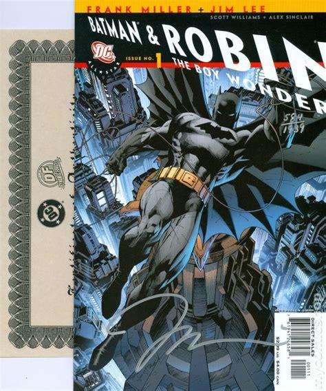 all star batman and robin the boy wonder all star batman and robin the boy wonder 2005 comic books