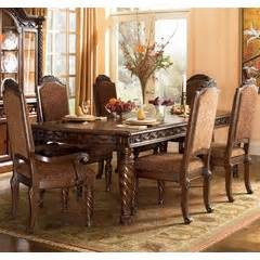 ashley furniture dining room tables formal dining tables