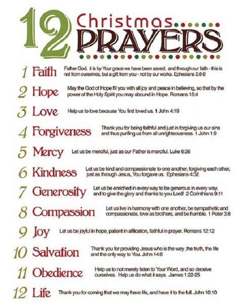christmas prayer 187 day by day