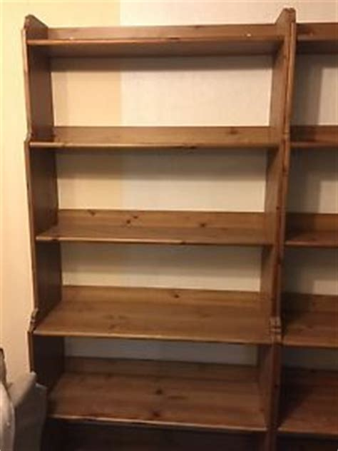 ikea leksvik bookcase w 6 shelves h198cm x w93cm x