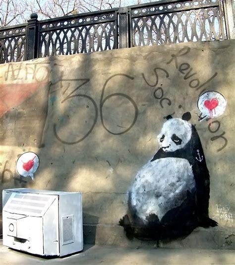 beautiful  cute panda art wiresmash