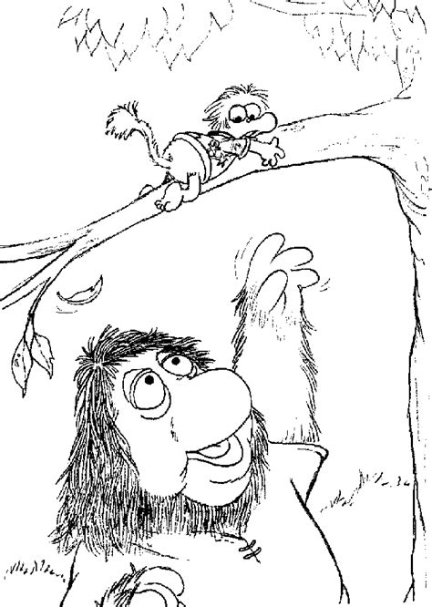 fraggle rock coloring books fraggle rock colouring page