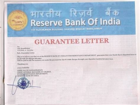 Complaint Letter To Reserve Bank Of India Reserve Bank Of India About Nokia Winning Prize Transfer Review 511516 Complaints Board