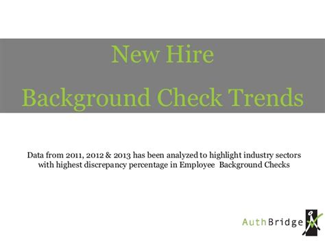 Cb Background Check Top Background Check Trends 2011 13