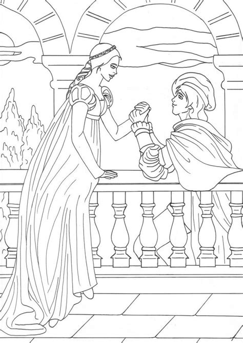romeo and juliet coloring book pages more pages to color