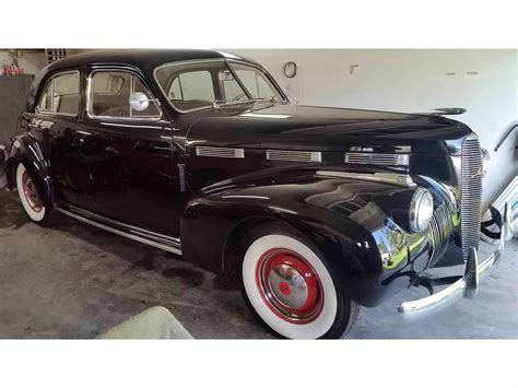cadillac lasalle 1940 cadillac lasalle for sale classiccars cc 967608