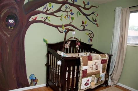 layout of forest nursery 15 best images about nursery wall murals on pinterest