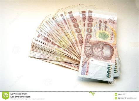 currency thb currency of thailand thb stock photo image of