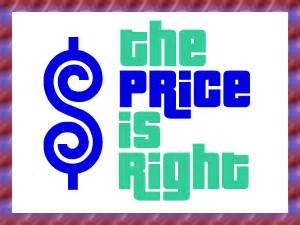 the price is right series tv tropes