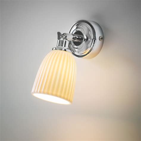 Alma Bathroom Light Chrome Next Bathroom Lights