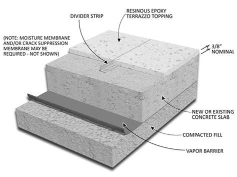 1 emery aggregate concrete floor topping epoxy terrazzo terrazzo masters