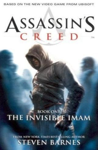 libro assassins creed the assassin s creed the invisible imam animuspedia