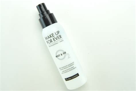 Makeup Forever Mist And Fix make up for mist fix review