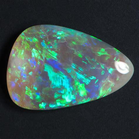 white opal crystal dark crystal opal 0 9ct treasurion com