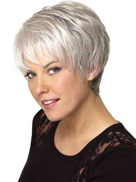 basic looking womens hairstyles 19 silver short hair ideas the best short hairstyles for