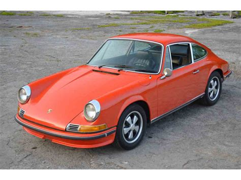 Porsche C 911 by 1970 Porsche 911 For Sale Classiccars Cc 980623