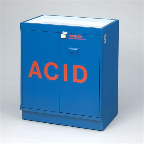Acid Storage Cabinet Acid Storage Cabinet Floor Model Carolina