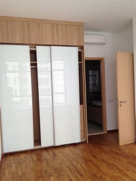 bedroom cabinets with doors glorious white glozzy sliding doors built in wardrobe on