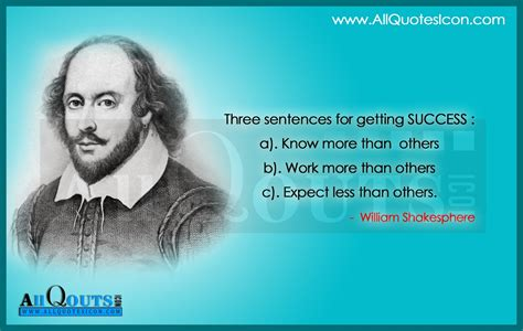 shakespeare biography in hindi english success quotations from william shakespeare www