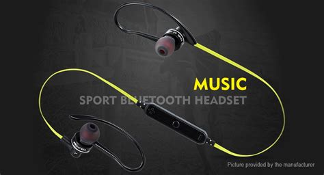 Hs Awei Earphone Bluetooth A990bl 15 42 authentic awei a990bl sports bluetooth v4 0 headset