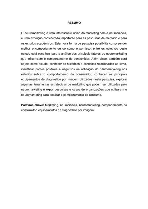 DESMISTIFICANDO O NEUROMARKETING: CONCEITOS, FATORES