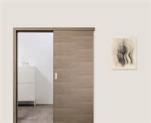 porte coulissante en bois sur mesure portes int 233 rieures